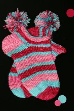 Pom Pom Socks Picture