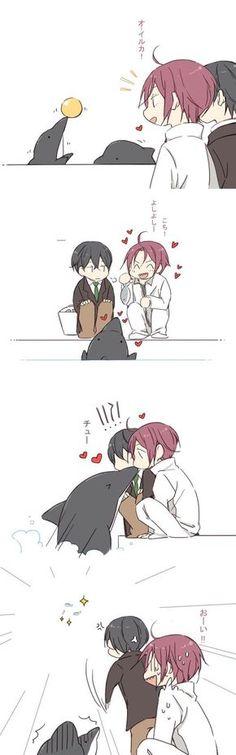 Hahahaha cute ❤