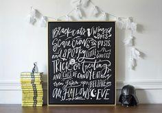 All Hallows Eve Canvas
