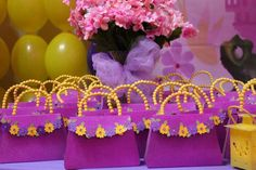 Rapunzel / Tangled Birthday Party Ideas | Photo 1 of 12