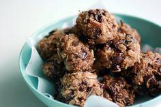Simplesmente Delícia » Cookies de Chocolate e Coco (sem manteiga, ovos, ou farinha)