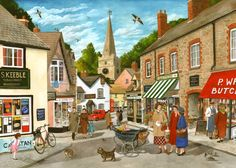 A huge range of jigsaws, jigsaw puzzles, mind puzzles and accessories for all ages that you can buy online. Jigsaw Puzzels, Best Jigsaw, Mind Puzzles, Saumur, Nostalgic Art, British Travel, Christmas Post, 1950s Christmas, Instagram Christmas