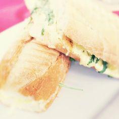 Grillowane kanapki