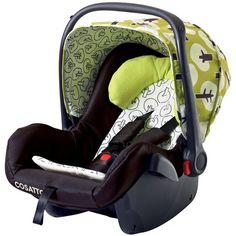 Cosatto Hold 0+ Car Seat in Treet - 2014