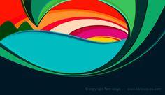 Tom Veiga Wave Series