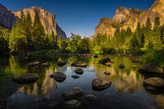 Valley View, Yosemite by Abhishek Balaji on 500px