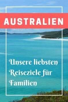 Unsere beliebtesten Australien-Reiseziele für Familien - Sydney, Melbourne, Canberra, Hamilton Island... und vieles mehr! #reiseblog #australien #reisenmitkindern #urlaubmitkindern #australienmitkindern #familienreise #kinder #urlaub