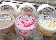 Ice Cream Flavors, Ice Cream Recipes, Wine Recipes, Dessert Recipes, Desserts, Yogurt Packaging, Dessert Boxes, Food Club, Cafe Food
