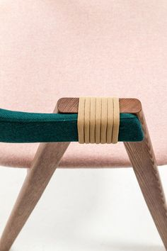 Chair detail | Mathilda | Moroso | Patricia Urquiola | Architonic #furniture #junction #btilve