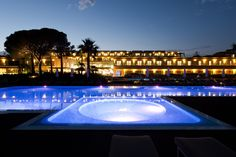 Stay at the Epic Sana Algarve Hotel in Portugal for a wide variety of facilities, including many pools, a sports field, kid's clubs and wellness programmes. Algarve, Detox Spa, Hotels Portugal, Luxury Escapes, Wellness, Resort Spa, Hotel Offers, Trip Advisor, Relax