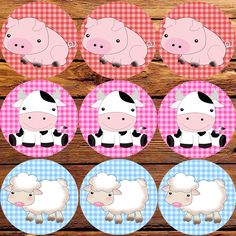 Zenón farm party for a girl Party Animals, Farm Animal Party, Farm Animal Birthday, Farm Birthday, Birthday Party Themes, Farm Party Decorations, Party Centerpieces, Cowgirl Party, Farm Theme