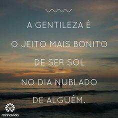 Seja sol......