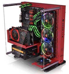 Корпус Thermaltake Core P3 SE облачился в новые цвета