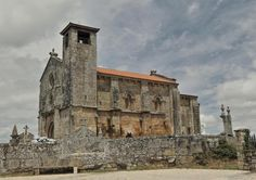 San Pedro de A Mezquita - A Mezquita, Concello de A Merca, provincia de Orense