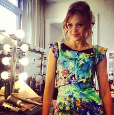 Emma Watson and Other Celebrity Twitpics - TheFashionSpot Celebrity Photos, Celebrity Style, Aimee Teegarden, Celebs, Celebrities, Emma Watson, Hair Dos, Style Icons, Actors & Actresses