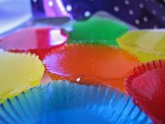 Gelology: Don't Be Skittish About These Skittles Shots.
