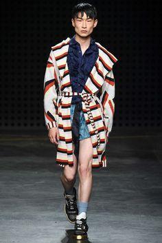 James Long Spring 2016 Menswear Fashion Show