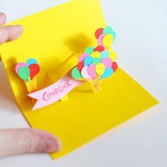Handmade Wedding Cards Ideas on Diy Pop Up Card  Handmade Cards      Tip Junkie Paper Crafts