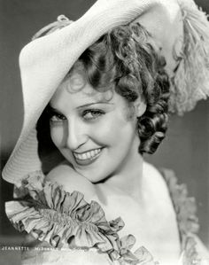 "screengoddess: "" Jeanette MacDonald 1935 """