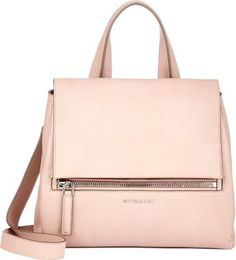 443a63ed8f8c The Givenchy New Black Supple Grained Calfskin Pandora Pure Small Powder  Pink Leather Shoulder Bag is a top 10 member favorite on Tradesy.