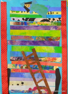 prince/princess and the pea. have class share painted paper! Fairy Tale Crafts, Fairy Tale Theme, Fairy Tale Activities, Fractured Fairy Tales, Fairy Tales Unit, Traditional Tales, Princess And The Pea, Ecole Art, Fairytale Art