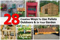 use-pallets-outdoors-and-garden