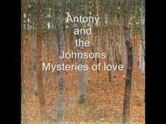Antony and the Johnsons Mysteries of love - YouTube