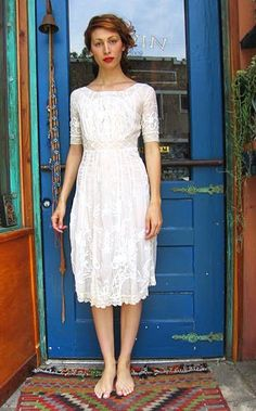 Mi ensueño victoriano vestido ON HOLD por TavinShop en Etsy