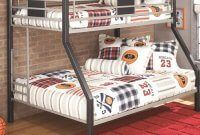 Dinsmore - Twin/Full Bunk Bed by Signature Design by Ashley. Get your Dinsmore - Twin/Full Bunk Bed at Owen's Home Furnishings, Clinton NC furniture store. Bunk Beds With Stairs, Kids Bunk Beds, Kids Bedroom Sets, Kids Bedroom Furniture, Bedroom Decor, Modern Bedroom, Modern Beds, Bedroom Boys, Wood Bedroom