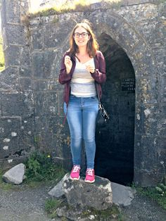 Wishing well in Ireland. Shamrocker review by Finding Briar