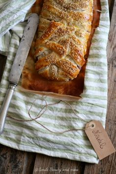 Strudel di radicchio | Smile, Beauty and More