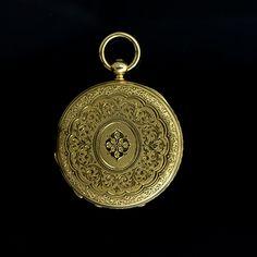 Patek Philippe for Tiffany & Co. Pocket Watch, Circa 1861
