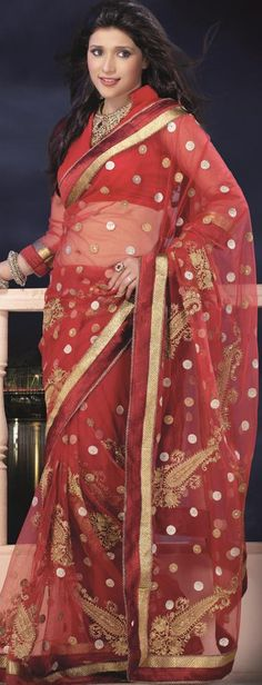 Red Sarees  | Home Sarees Net Sarees