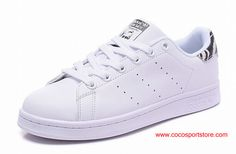 Adidas Stan Smith W Leopard B26590 White Womens Originals Latest Adidas  Shoes 0339816cf3