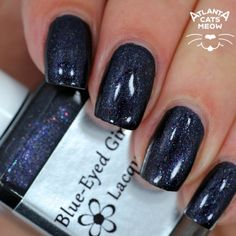 Blue Eyed Girl Lacquer - Ma'oz Tzur by Candlelight (Holiday LE collection 2013)
