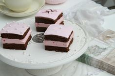 mini mousse cakes. Perfect for baby shower, wedding shower or dinner rehearsal for wedding...