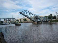 La Boca - Viejo puente ferroviario - Argentina