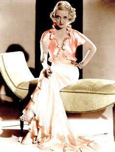 Bette Davis (Color by Brenda J Mills)