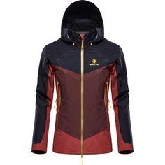 Black Yak - PALI Gore Pro Shell 3L Jacket - Women's - Rosewood