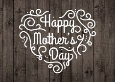 Happy Mothers Day Vector Overlay PNG by Studio29 on @creativemarket