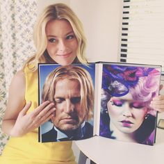 Tim Palen made the most gorgeous book filled with The Hunger Gamespictures. If you❤ HG, you need this book. #Hayffie