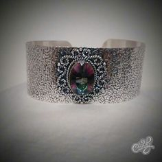 Shipment #11 3/5/16 Sorry Sold 3/12/16 Spring Fling Open House Mystic Topaz & Sterling Silver Solid Cuff Bracelet $40.00 Imported from Brazil Barbara S Thomaston ME