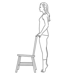 7. Exercício excêntrico para a panturrilha