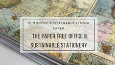The Paper Free Office & Sustainable Stationary - The Loud Library Email Programs, Office Programs, Bring Your Own Device, Online Gift Shop, Old Paper, Sticky Notes, Primary School, Sustainable Living, New Job