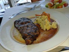 Strip steak chart house in Atlantic City NJ