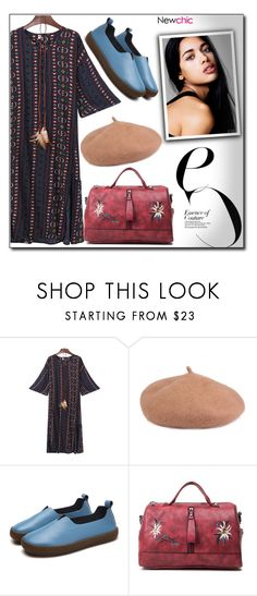 """Newchic (3/XII)"" by dorinela-hamamci on Polyvore featuring De Lacy"
