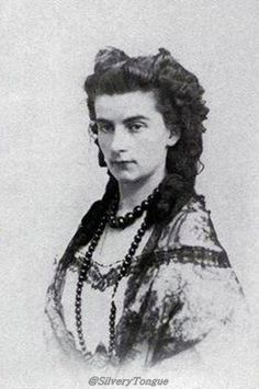 Marie Sophie, Queen of Naples sister of Sissi, Empress of Austria