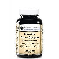 Quantum Nerve Complex: Broad-spectrum support for the entire neurological system, including nerve function and health.