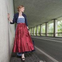 Dirndl 01 ‹ EvaVioletta – Modemanufaktur
