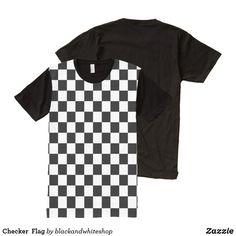 Checker  Flag All-Ov